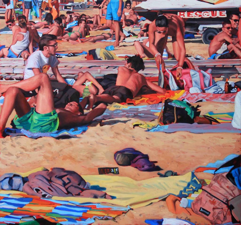 Beach '14 2 (2014)